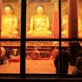 Buddha temple Seoul
