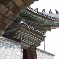 Hwaseong fortress detail