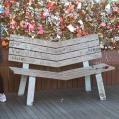 Love bench Seoul