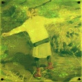 """Ukjent retning"", 50cm x 50cm, Ingrid Forfang"