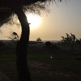 Sunset in Abene 2