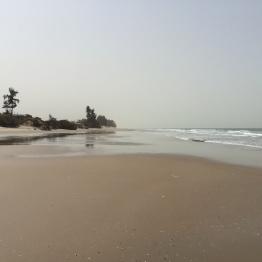 Beach in Abene