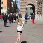 Stockholmsview  som kanskje kan bli et maleri Foto: Ingrid Forfang