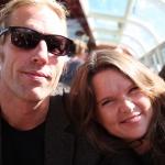 Fortsatt kjærester etter 24 år sammen. Foto: Ludvig FR