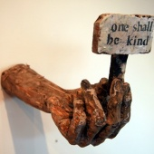 one shall be kind hand