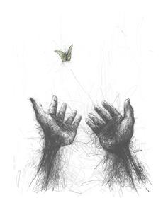 Fjäril I