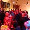 VIP-rommet koker av taler og nostalgiske møter