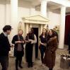Christian Vittinghoff, Babette Cooijmans, Ingrid Forfang, Angeliek Caelen, Sofie Muller beundrer  klassebildet fra 96