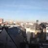 Utsikt over Antwerpen fra  atelieret