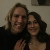 Orion og Sofie Muller