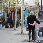 Vandring i Madrid Foto: Ingrid Forfang