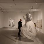 Noe av det beste som finnes er kunstopplevelser!  Her opplever vi Dario Villalba på Museo Nacional Centro de Arte Reina Sofia