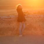Solbadet i Chinchilla, en fotografs drøm, Foto: Ingrid Forfang