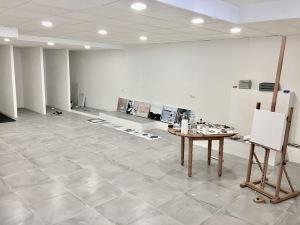 Mitt nye atelier i Spania