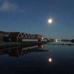 Fullmåne i Smögen