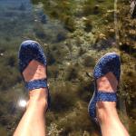 Nye sko i Smögen