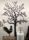 Träd väggdekoration