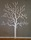Vitt fasadträd