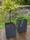 Antracitgrå 50x40x40 och 60x40x40