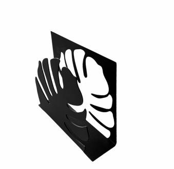Servettställ - Servettställ, svart