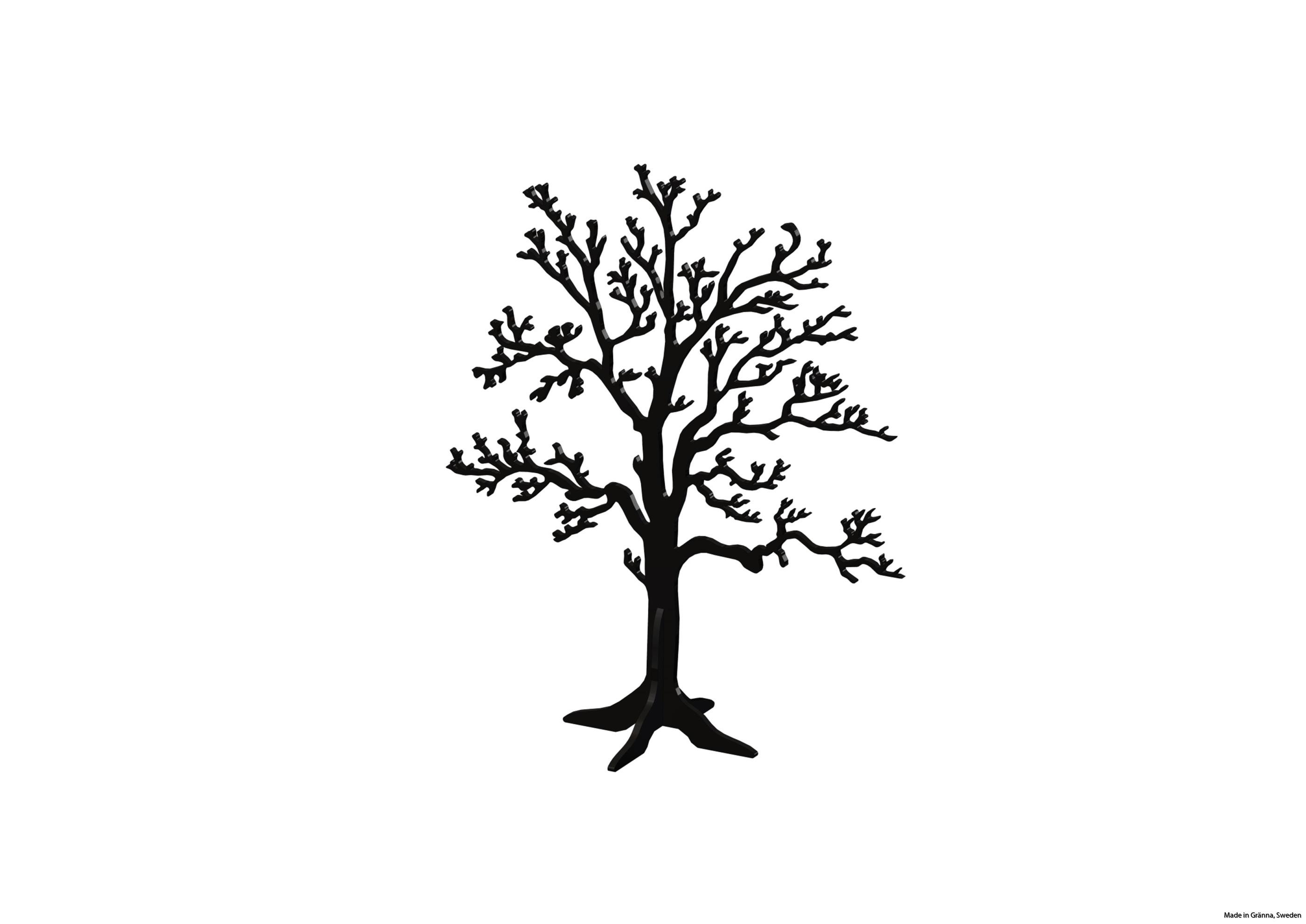 Träd på fot, Ek 80cm