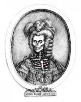 Queen Marie Squelette