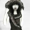 Illustration till designprojekt av Camilla Amalie Wildfang