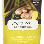 Decaf Ginger Lemon (gröntte)