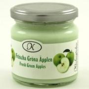 Doftljus Fräscha gröna äpplen