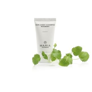 Hair & Body Shampoo Rosemary - 30 ml