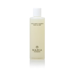 Hair & Body Shampoo Basil & Lime - 250 ml