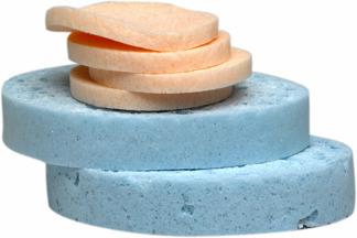 Tvättsvamp Cellulosa Ansikte - 1st