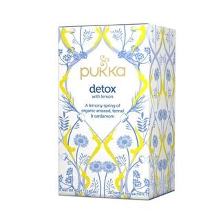 Detox Lemon - 20 påsar
