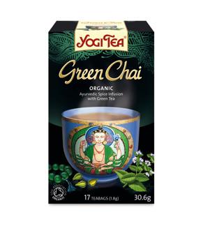 Green Chai - 17 påsar