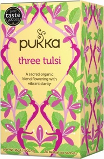 Pukka Three Tulsi -