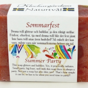 Klockargårdens Sommarfest Naturtvål