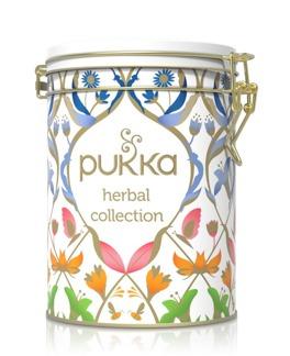 Pukka Herbal Collection Burk -