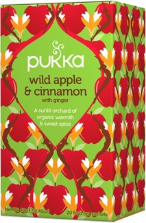 Wild Apple & Cinnamon -