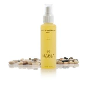 Body & Massage oil Chili - 125ml