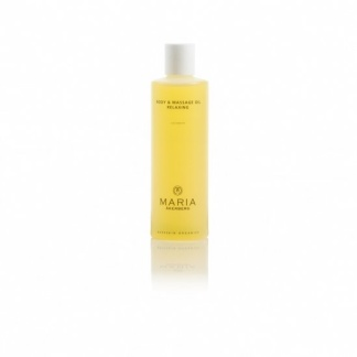 Body & Massage Oil relaxing - 125ml
