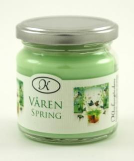 Doftljus, våren -