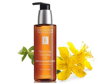 Stone crop cleansing oil -