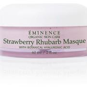 Strawberry & Rhubarb masque