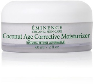 Eminence organics coconut age corrective moisturiser -