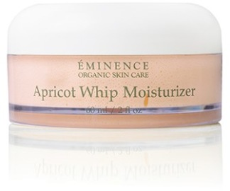 Eminence organics apricot whip moisturiser -