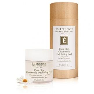 Éminence organics calm skin chamomile exfoliating peel -