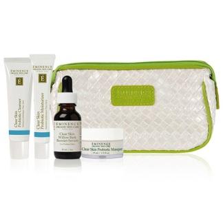 Clear skin starter set -