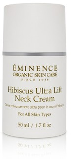 EMINENCE ORGANICS HIBISCUS ULTRA LIFT NECK CREAM -