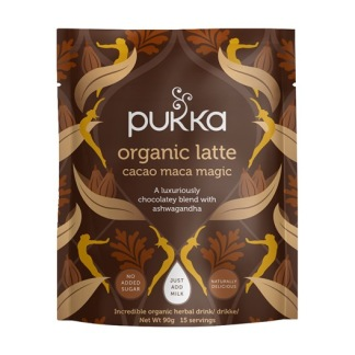 Pukka lattemix, Cacao Maca Magic Organic -