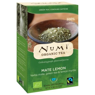 Mate Lemon grönt té -